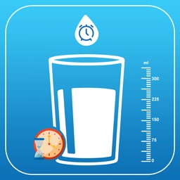 Daily Water Reminder & Counter