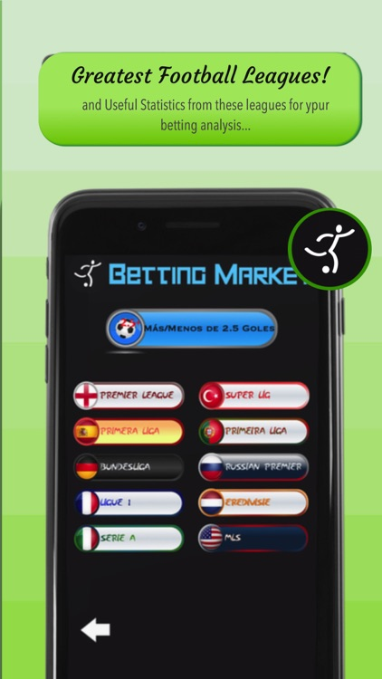 Betting Market Pro - Analysis screenshot-3