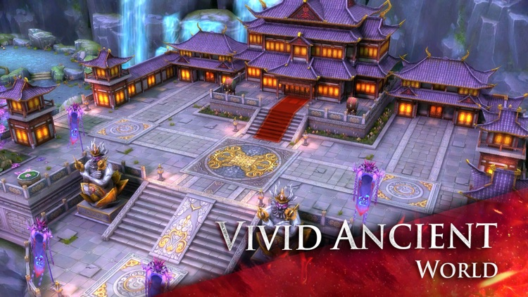 Age of Wushu Dynasty screenshot-3