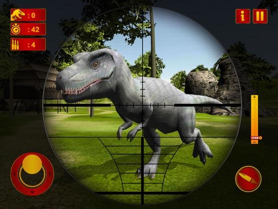 Wild Dino Hunter screenshot 8