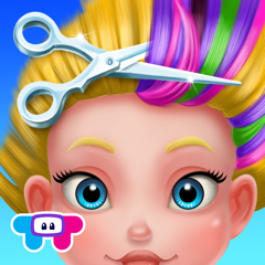 Crazy Hair Salon Makeover