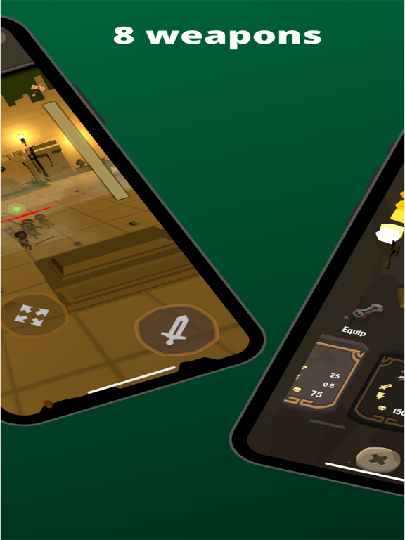 Ipad Screen Shot Tomb Defender 2