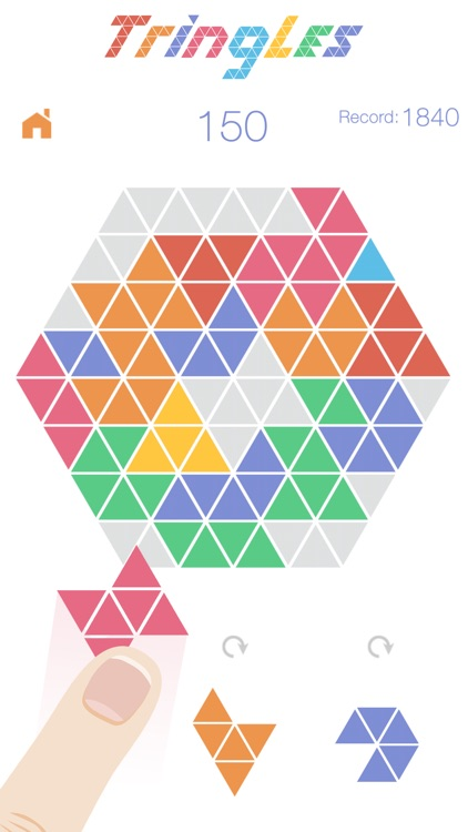 Tringles™ screenshot-6