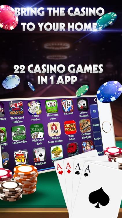 BlueWind Casino: All in One