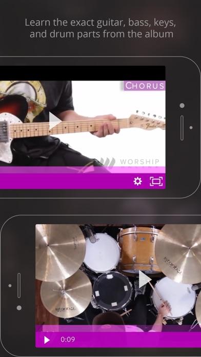 Worship Online screenshot two