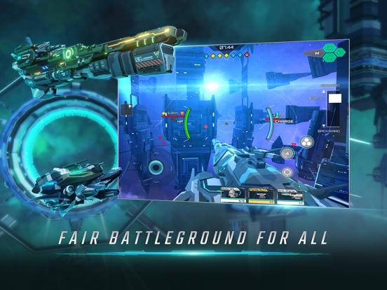 Iron Space: Real-time Battlesのおすすめ画像4