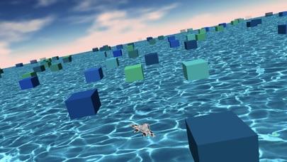 Cube Runner screenshot two