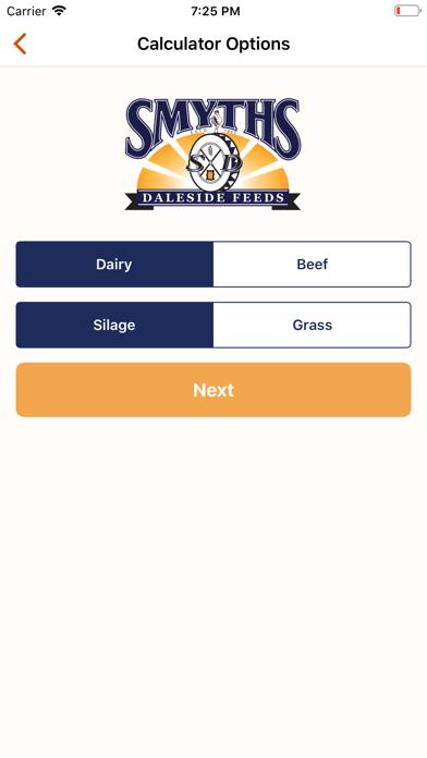 Feed & Forage Calculator screenshot 2