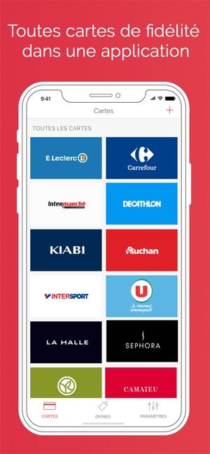 Carte Fidelite Castorama Wallet.Stocard Cartes De Fidelite Dans L App Store