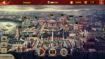 Great Conqueror: Rome screenshot 8