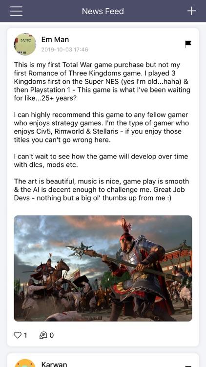 Net -Total War: THREE KINGDOMS