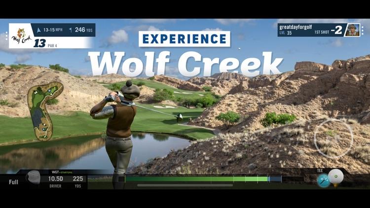 WGT Golf screenshot-7