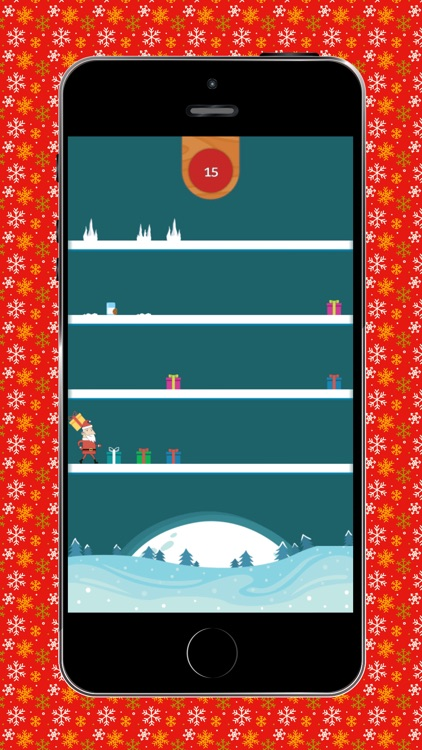 Save Christmas: Gift Rush screenshot-4