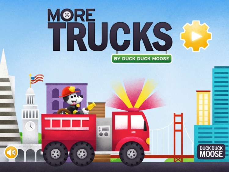 More Trucks – Duck Duck Moose