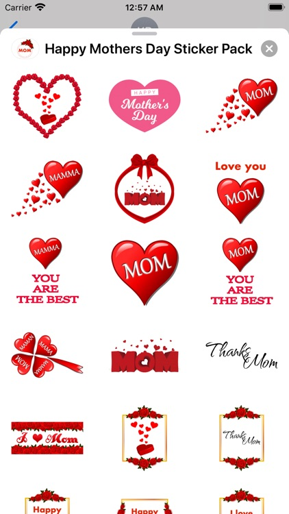 Happy Mother's Day - Stickers! screenshot-3