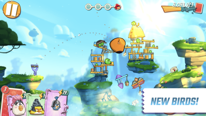 Angry Birds 2 Screenshots