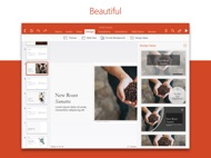 Microsoft PowerPoint ipad images
