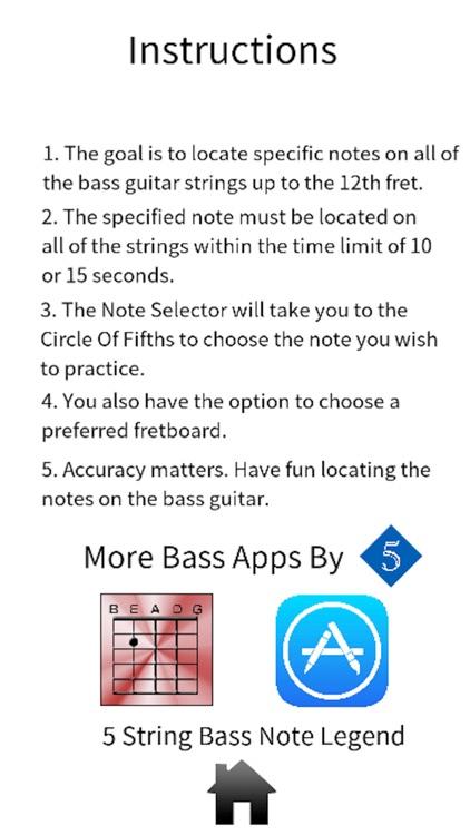 Bass Note Workout screenshot-3