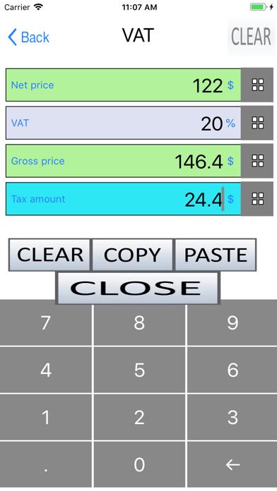 Percent, Percentage Calculator screenshot 7