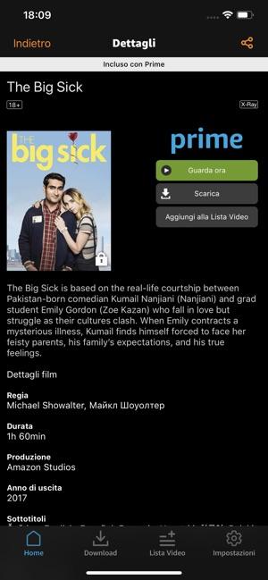download film da prime video