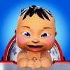 虚拟 宝宝 梦想 家庭 游戏