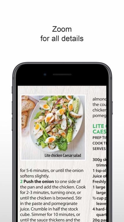 Diabetic Living Magazine screenshot-4