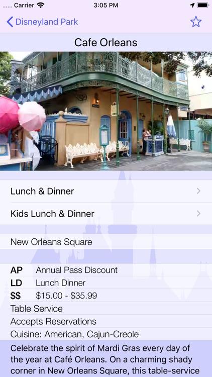 Magic Guide for Disneyland screenshot-7