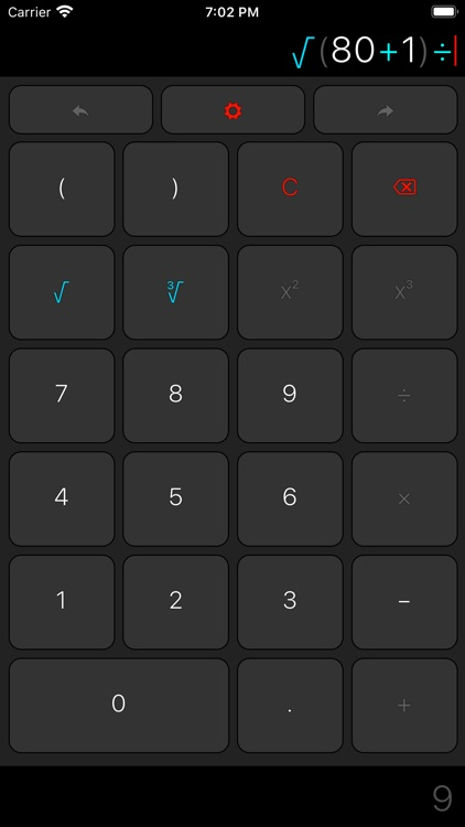 Eleven | Calculator screenshot-4