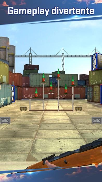 Screenshot of Mondo di tiro: cecchino6