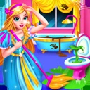 Princess Castle House Cleaning