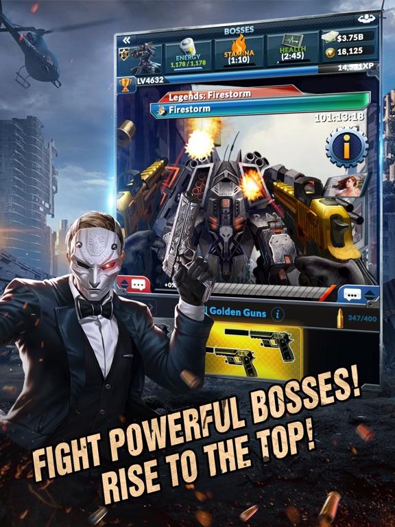 Underworld Empire iPad app afbeelding 3