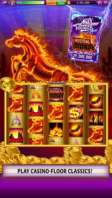 Hit it Rich! Casino Slots Game Screenshot