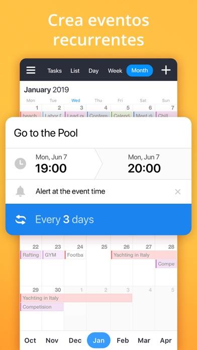 Calendars 5 de Readdle