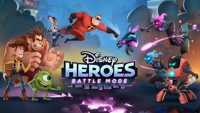 Disney Heroes: Battle Mode ScreenShot0