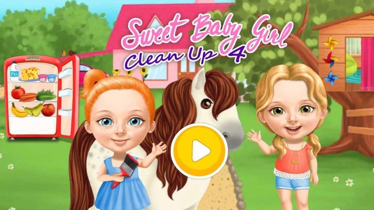 Sweet Baby Girl Cleanup 4 screenshot-0
