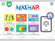 SND Math AR ipad images