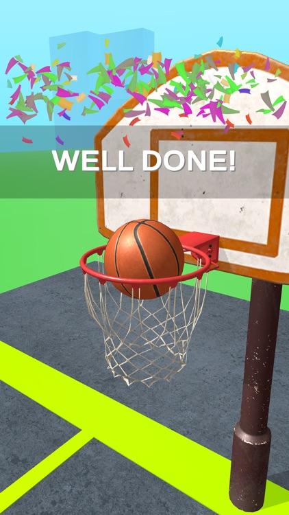 Dribble Hoops screenshot-5