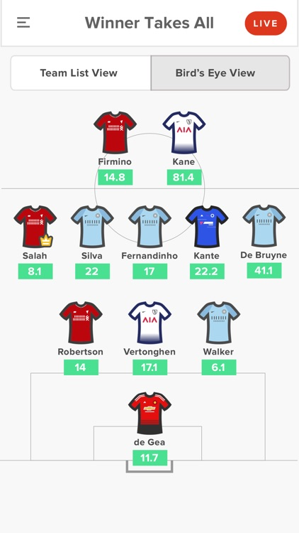 Starting 11 Fantasy screenshot-5