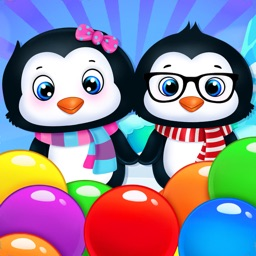 Little Penguin Bubble Shooter
