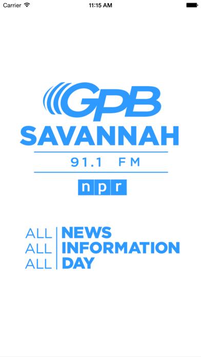 GPB Savannah screenshot one