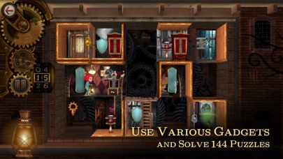 ROOMS: The Toymaker's Mansion Screenshots