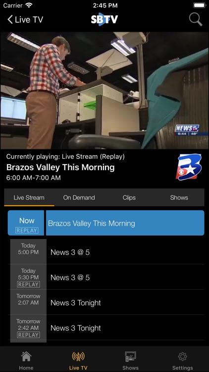SBTV screenshot-1