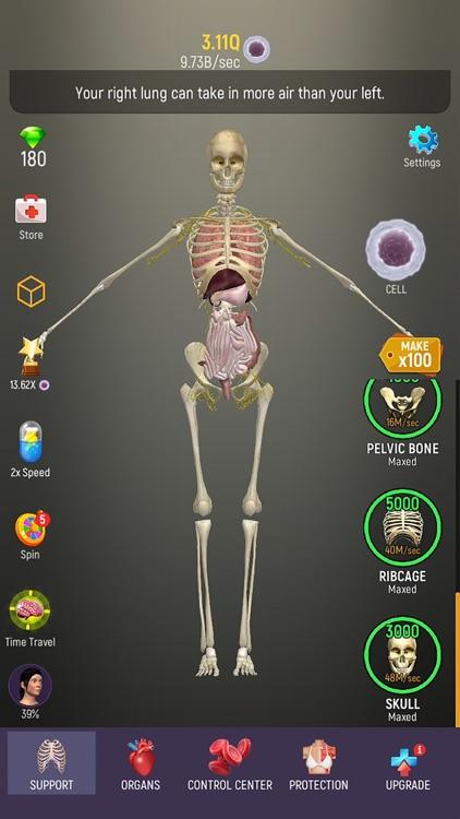 Idle Human screenshot-4
