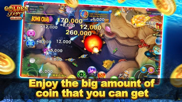Golden Tiger Slots - Slot Game