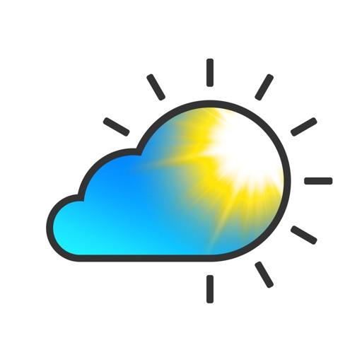 Weather Live° app logo