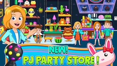 My City : Pajama Party screenshot 3