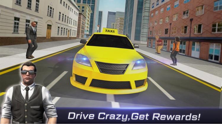 Taxi Driver Life New York City screenshot-3