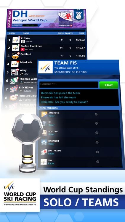 World Cup Ski Racing screenshot-5