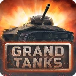 Grand Tanks: War Shooter Game