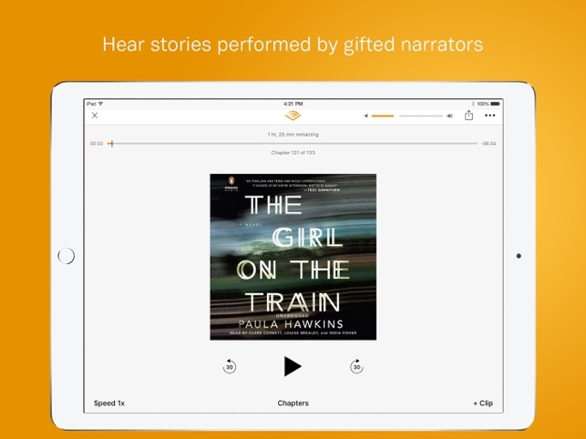 Audible audiobooks & originals on the App Store